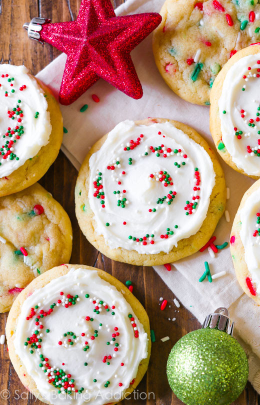 Easy Christmas Sugar Cookies  50 Best Christmas Sugar Cookies Recipes for Easy Holiday