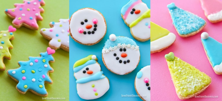 Easy Decorative Christmas Cookies  Christmas Cookie Decorating Tips For Holiday Baking