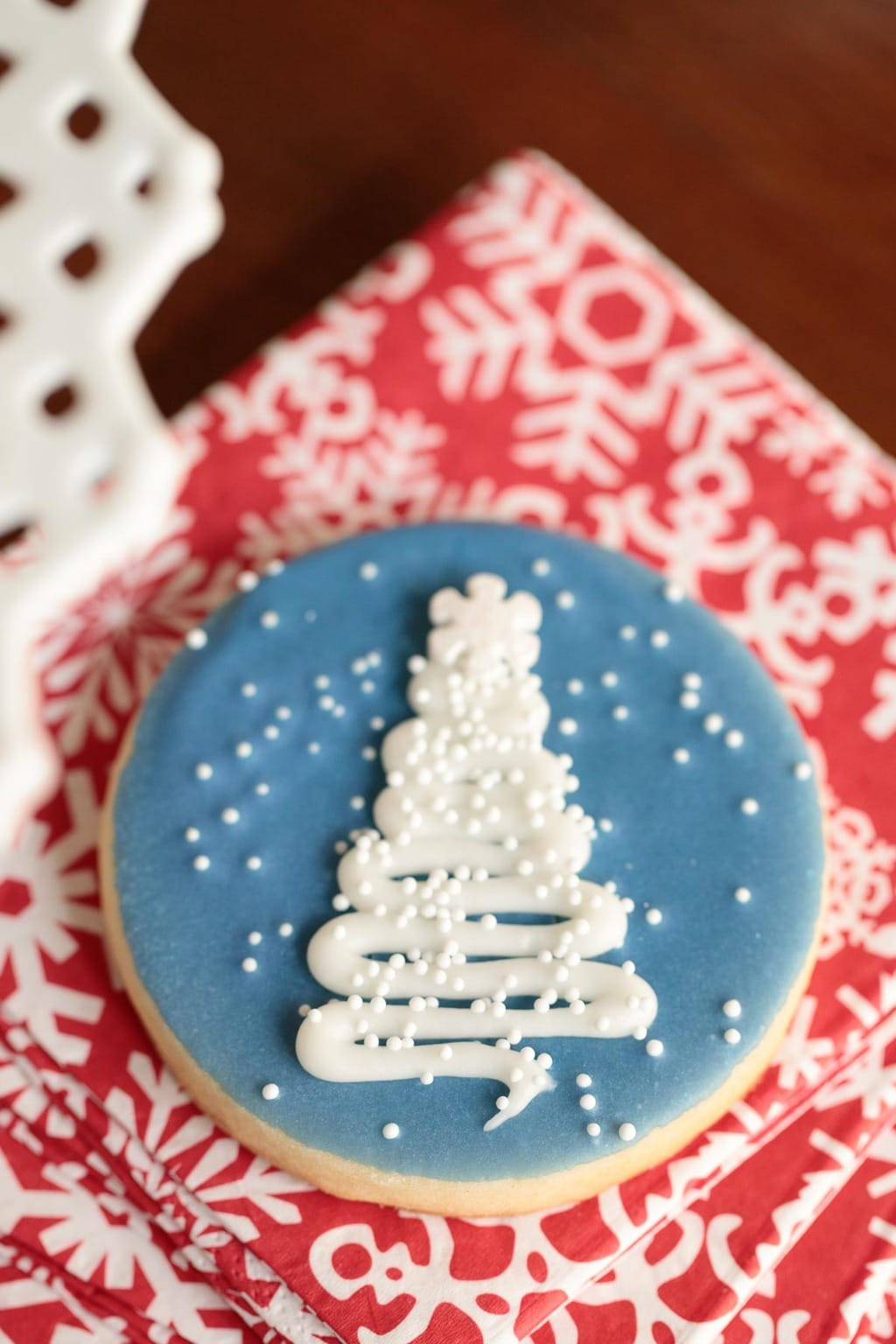 Easy Decorative Christmas Cookies  Easy Decorated Christmas Cookies
