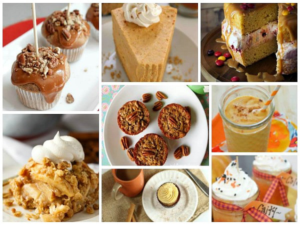 Easy Fall Desserts  Delicious Dishes Party Easy Fall Dessert Recipes SheSaved