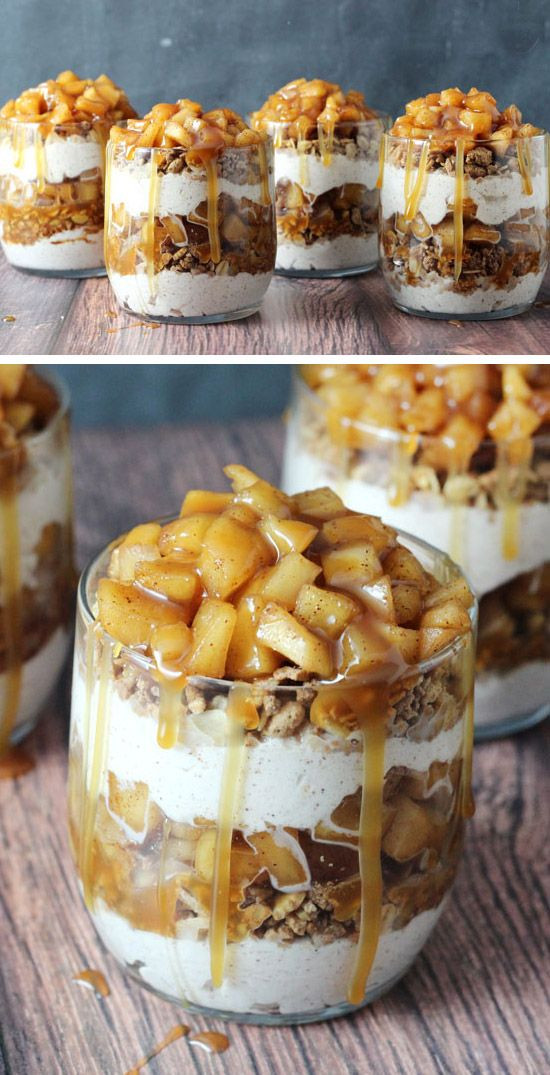 Easy Fall Desserts  338 best images about Snacks and Desserts on Pinterest