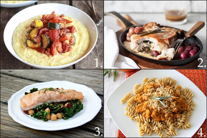 Easy Fall Dinner Recipes  Fall Dinner Party Ideas