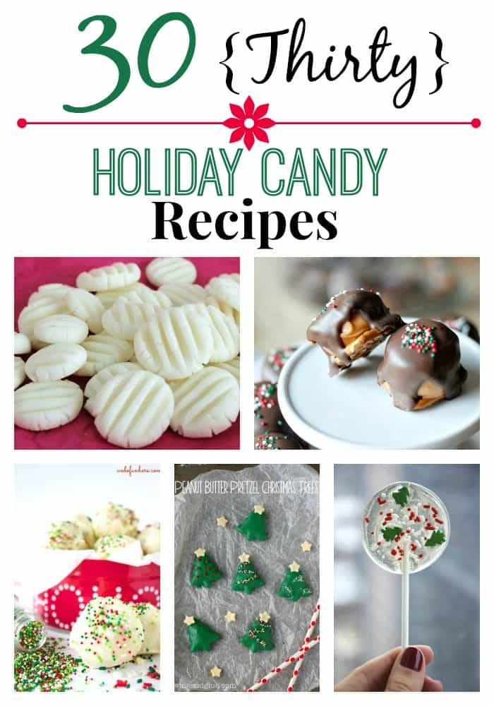 """Easy Homemade Christmas Candy  """"Great """" Deep South Recipes Thirty Holiday Candy Recipes"""