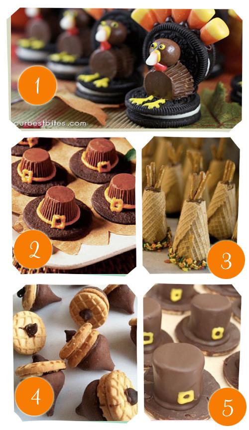 Easy Thanksgiving Desserts Pinterest  Creative Thanksgiving Desserts – Say Yes to Happy