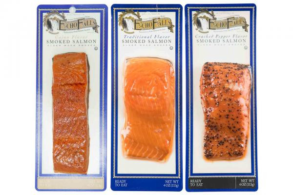 Echo Falls Smoked Salmon  Nug Markets Weekly Specials Starting Dec 19 2018
