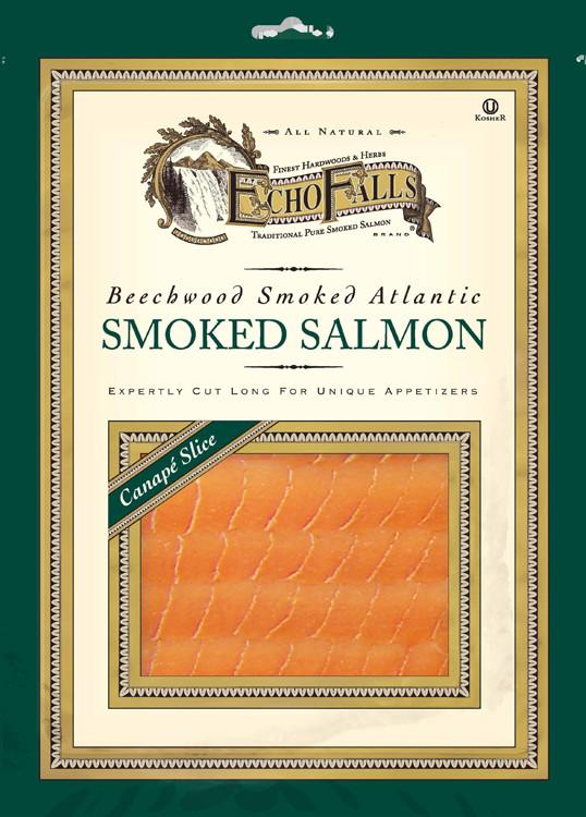 Echo Falls Smoked Salmon  Echo Falls Smoked Salmon