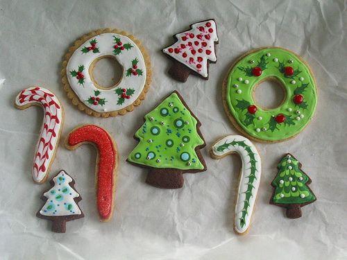 Elegant Christmas Cookies  Christmas cookies Elegant christmas and Christmas on