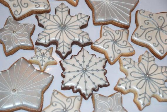 Elegant Christmas Cookies  Unavailable Listing on Etsy