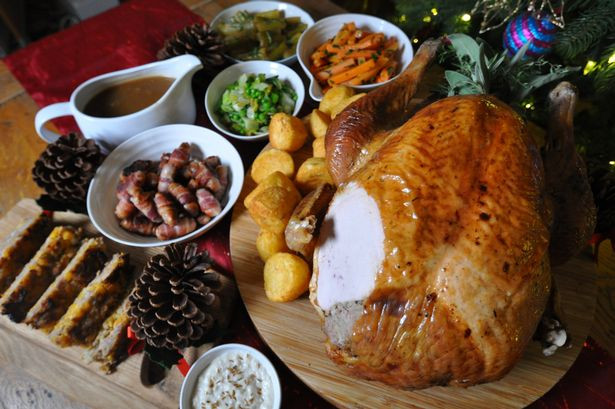 English Christmas Dinner  Keep trim in Birmingham this Christmas Here s 9 fat