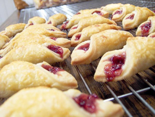 European Christmas Cookies  Kolacky Kolache Cookies European Holiday Cookies