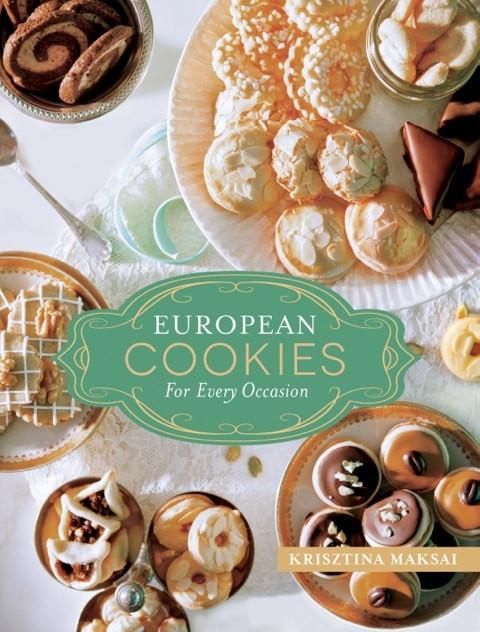 European Christmas Cookies  Three Euro Centric Cookbooks Worth Gifting