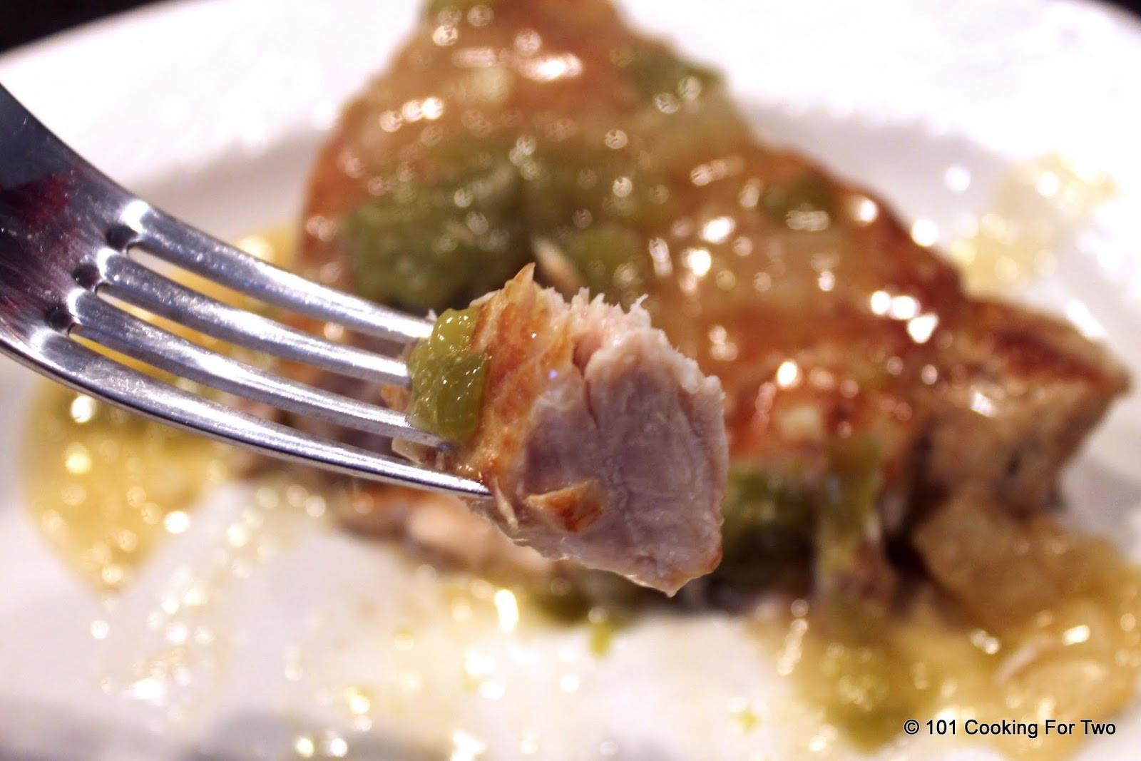 Fall Apart Pork Chops  Easy Crock Pot Pork Chops with Gravy