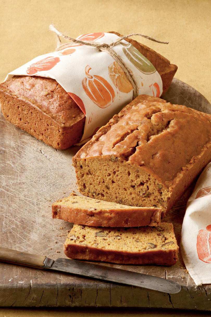 Fall Bread Recipes  You re Sure to Fall For These Homemade Pumpkin Bread