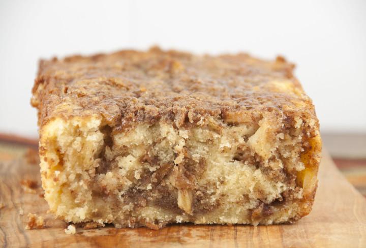 Fall Bread Recipes  Cinnamon Apple Pie Bread