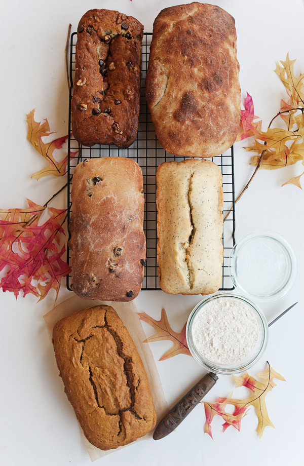 Fall Bread Recipes  5 bread recipes for fall how to write on a loaf • A