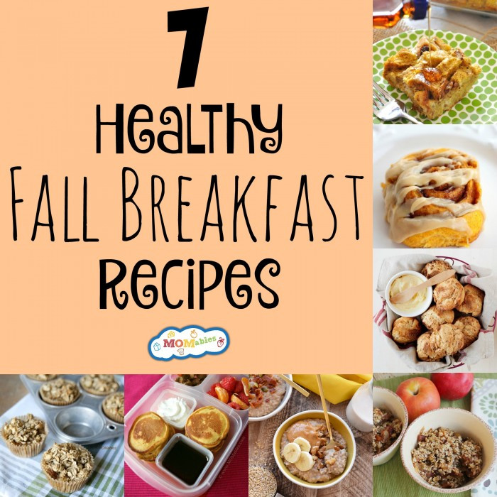 Fall Breakfast Recipe  7 Healthy Fall Breakfast Recipes MOMables