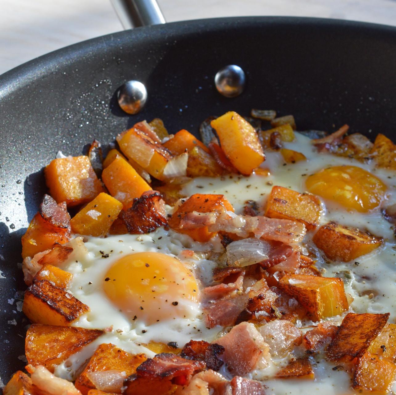Fall Breakfast Recipe  Fall Breakfast Hash Recipe Whole30 Paleo WonkyWonderful
