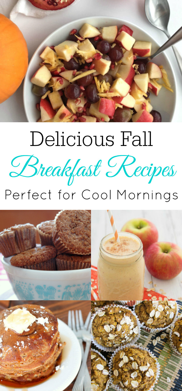 Fall Breakfast Recipes  10 Fall Breakfast Recipes Retro Housewife Goes Green