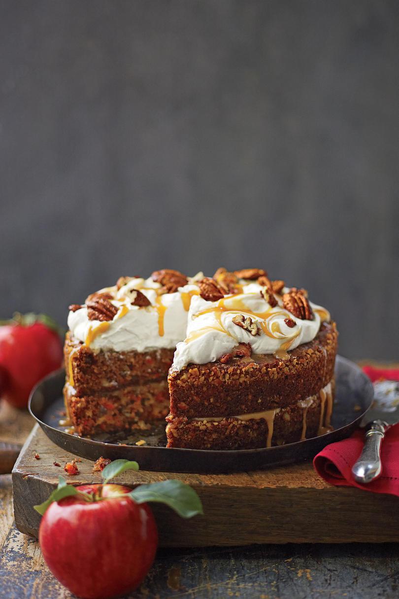 Fall Cake Recipes  Fall Cake Recipes Southern Living