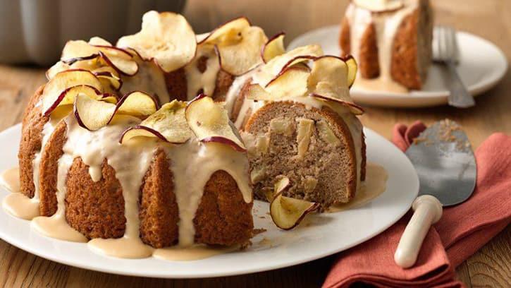Fall Cake Recipes  25 Recipes to Bake This Fall BettyCrocker