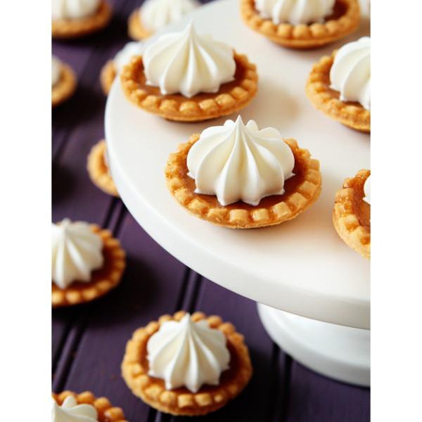 Fall Dessert Recipes  Mini Fall Desserts Miniature Dessert Recipes