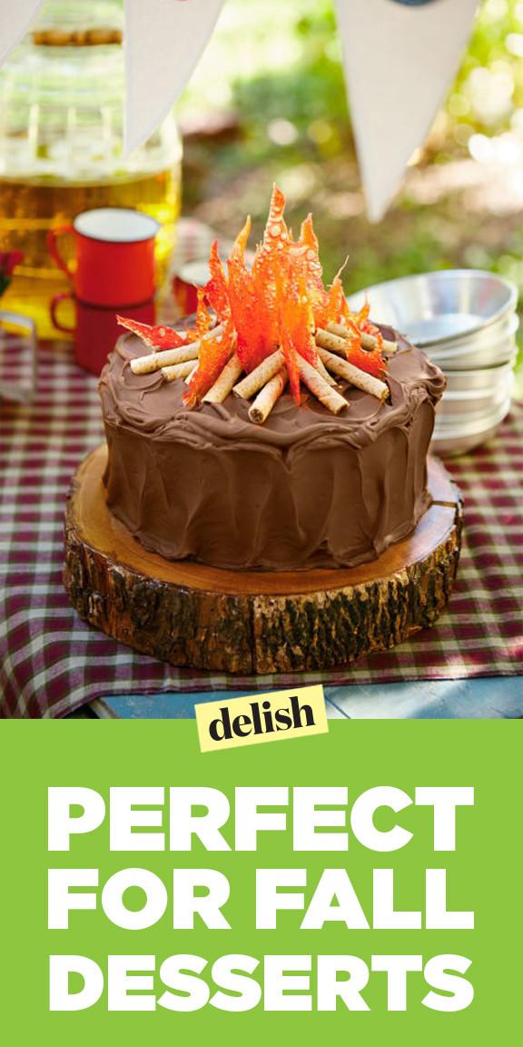 Fall Desserts Recipe  100 Easy Fall Desserts Recipes for Best Autumn Dessert