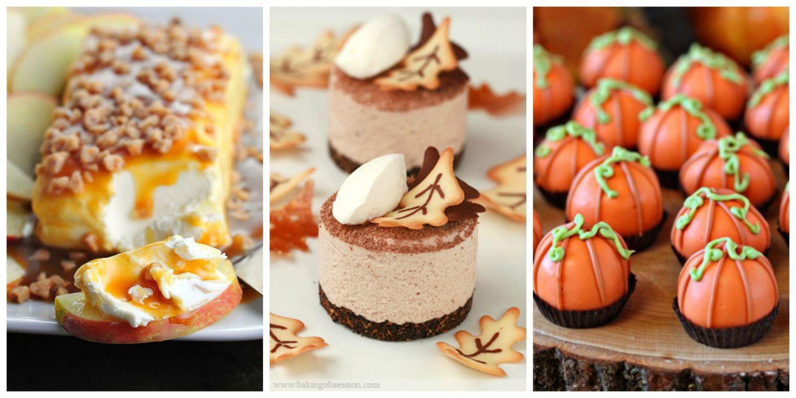 Fall Desserts Recipes  35 Easy Fall Dessert Recipes Best Treats for Autumn Parties