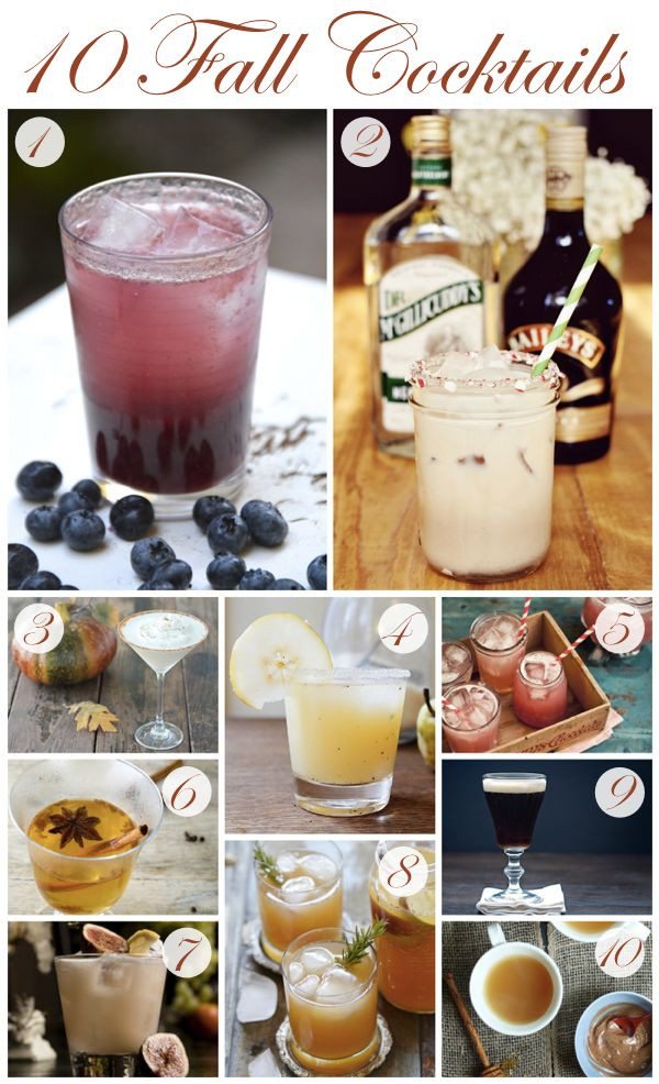 Fall Drinks With Vodka  36 Best images about Flavors of Fall on Pinterest
