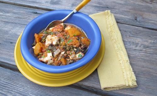 Fall Fish Recipes  Market Recipe Autumn Fish Stew