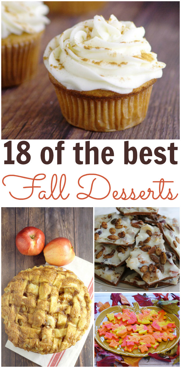 Fall Flavors For Desserts  18 Delicious Fall Desserts You Cannot Resist An Alli Event