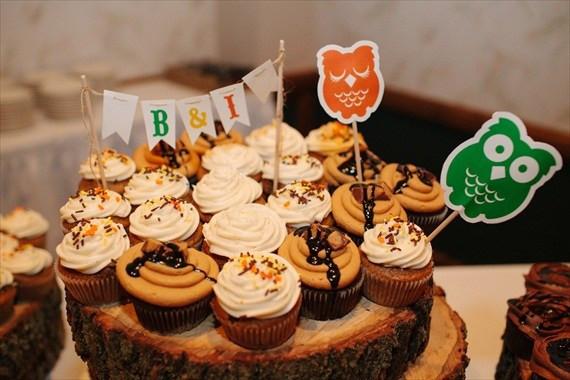 Fall Flavors For Desserts  DIY Fall Wedding Ideas