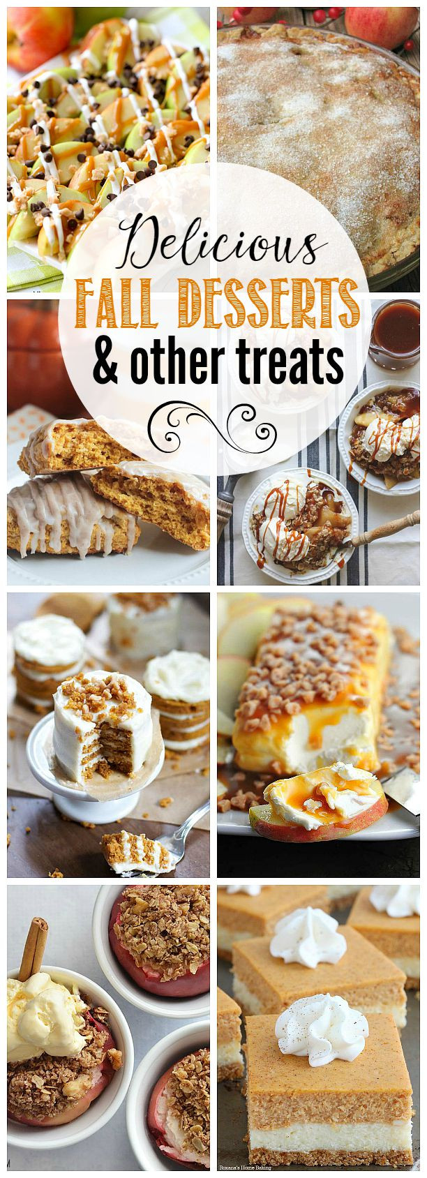 Fall Flavors For Desserts  Fall Desserts Clean and Scentsible