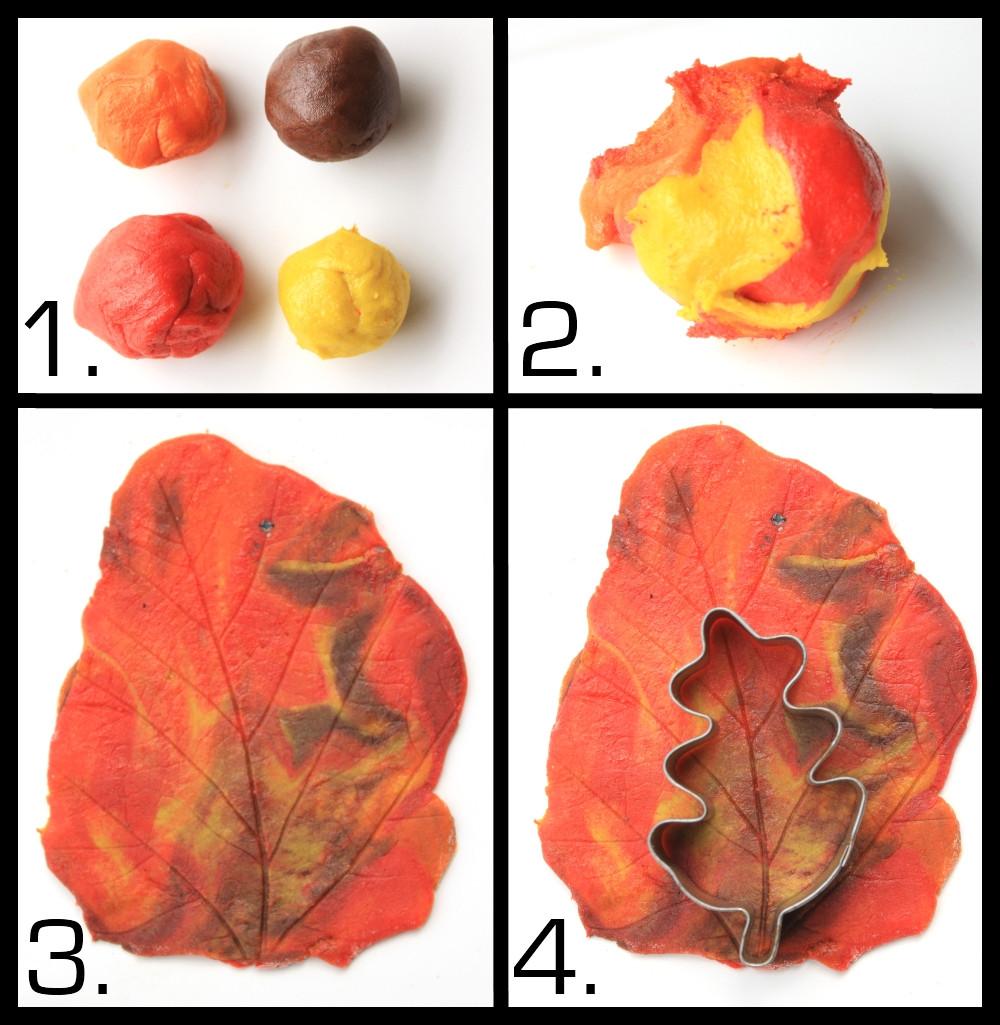 Fall Leaf Sugar Cookies  No Icing Fall Leaf Cookies