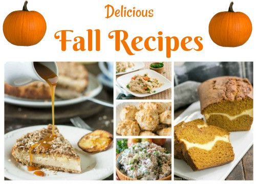 Fall Main Dishes  Top 10 for Tuesday Fall Recipes and DIY Fall Decor