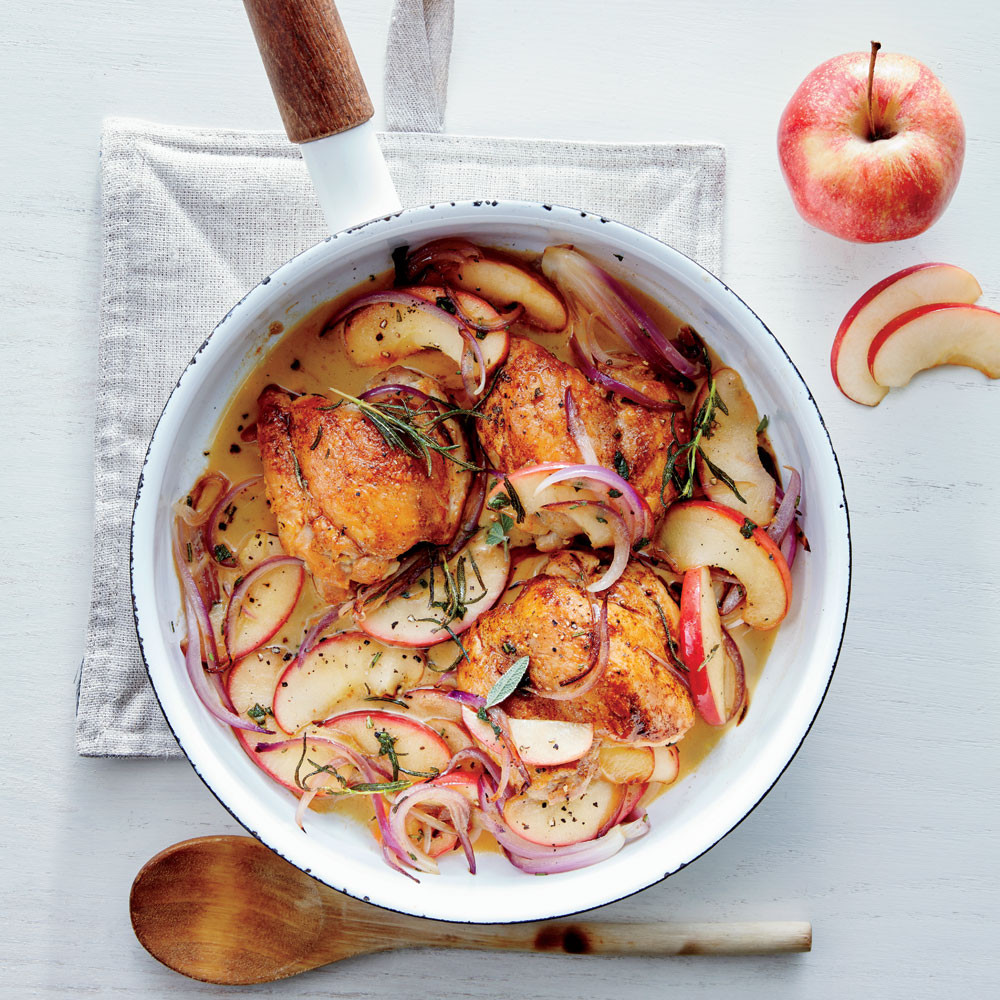 Fall Main Dishes  Why Apples Should Be Your Fall Side Dish Cooking Light