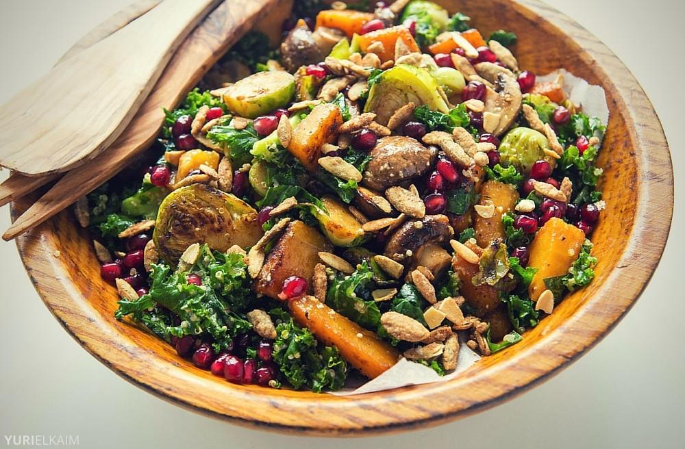 Fall Quinoa Salad  Autumn Quinoa Salad