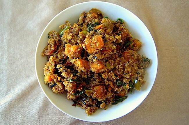 Fall Quinoa Salad  Fall Quinoa Salad bites out of life
