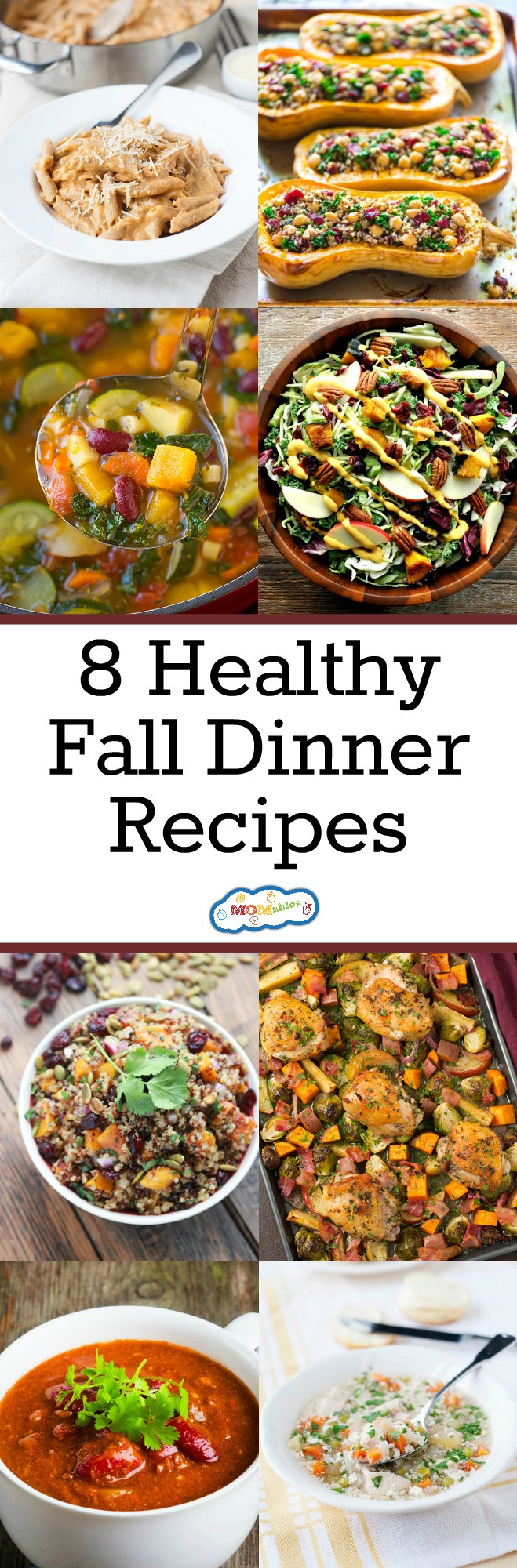 Fall Recipes Dinner  8 Healthy Fall Dinner Recipes MOMables Good Food