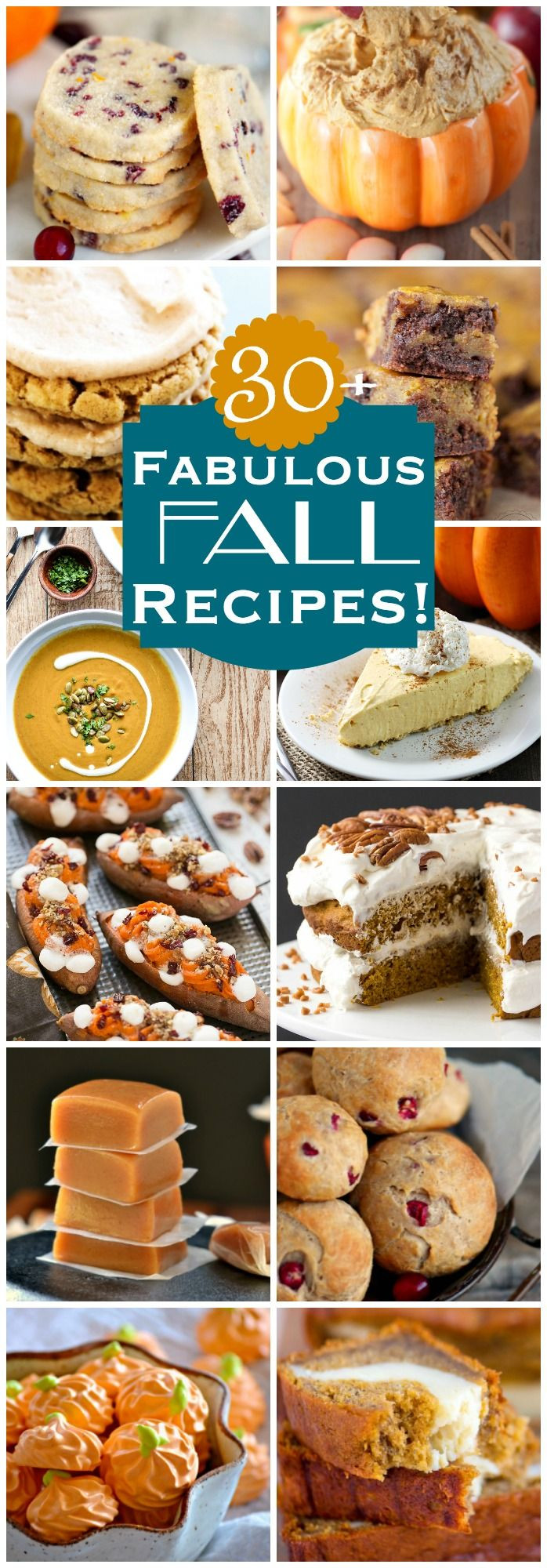 Fall Recipes Dinner  17 Best images about Seasons Fall on Pinterest