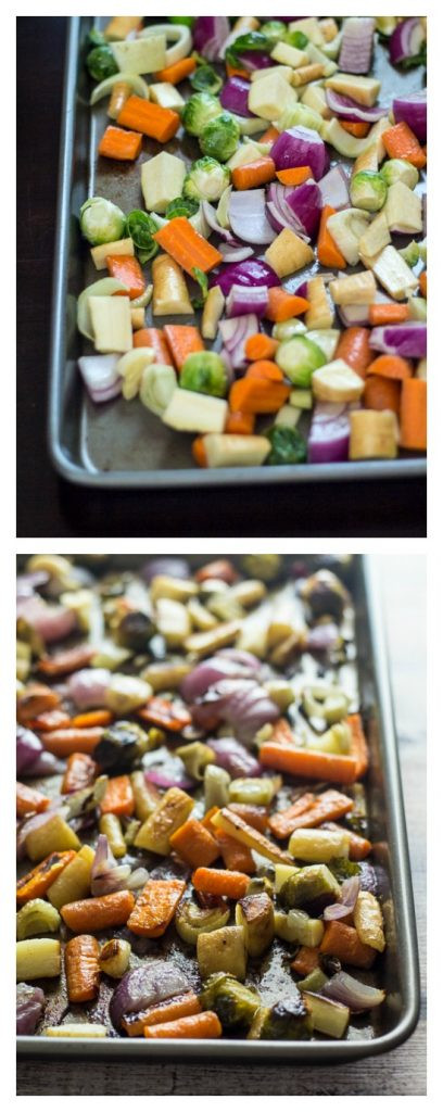 Fall Roasted Vegetables  Fennel Roasted Fall Ve ables The Wanderlust Kitchen