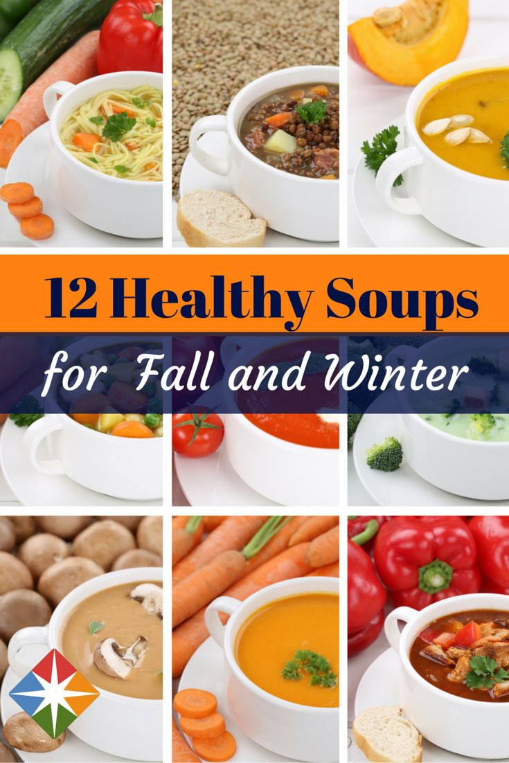 Fall Soups Healthy  12 Healthy Soup Recipes for Fall and Winter