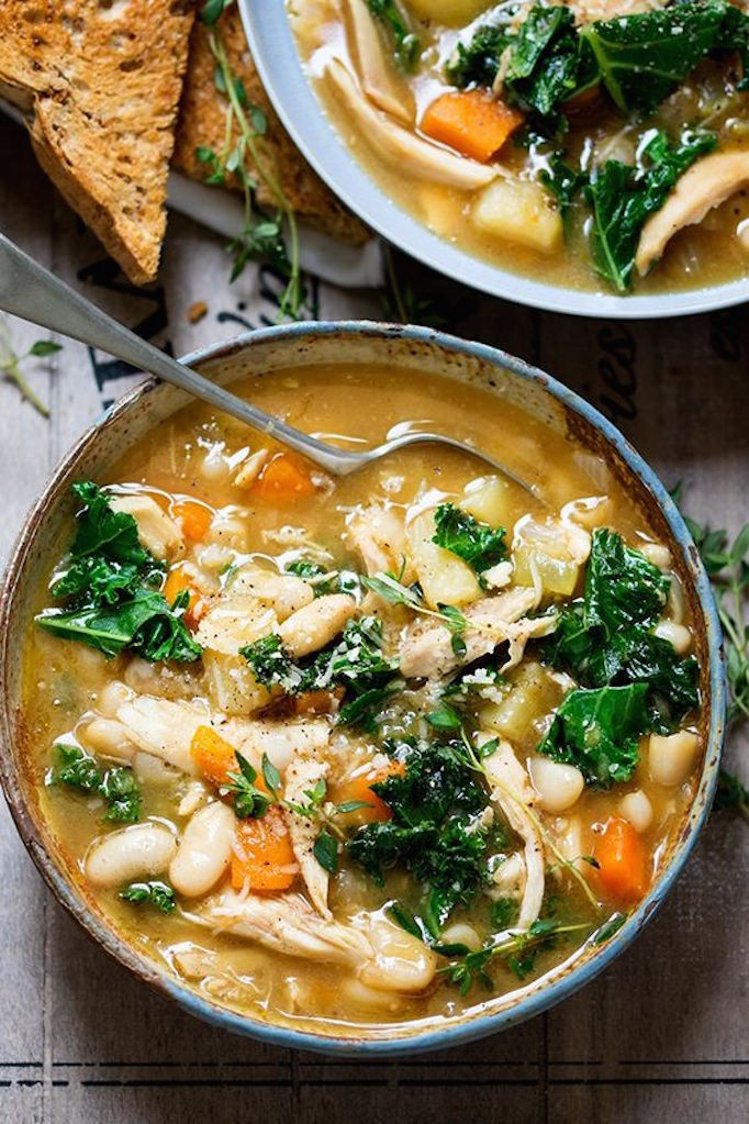 Fall Soups Healthy  5 Healthy Soup Recipes for FallBECKI OWENS