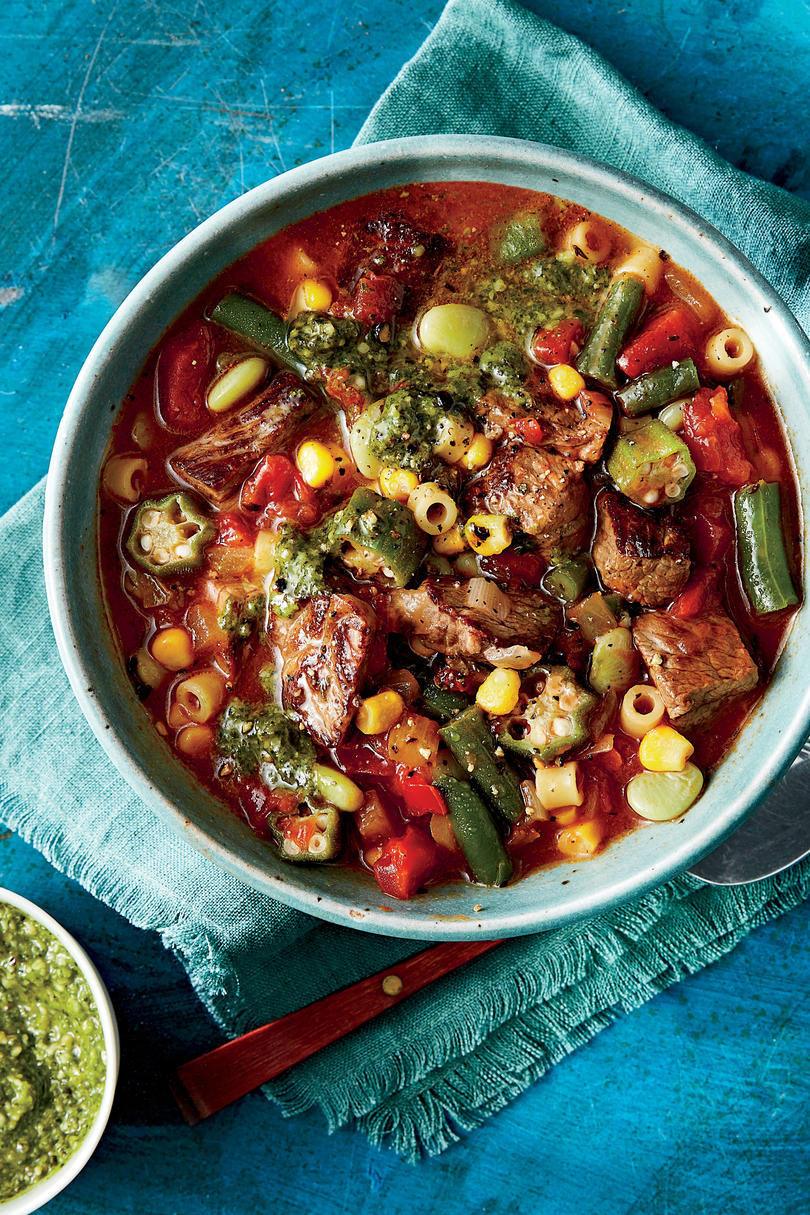 Fall Soups Healthy  Healthy Hearty and Delicious Fall Soups Southern Living