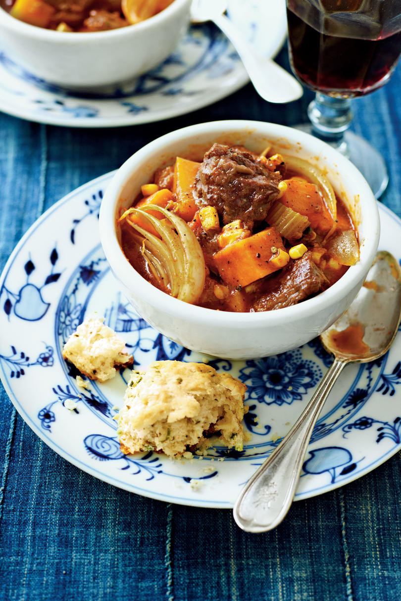 Fall Stew Recipes  Fall Slow Cooker Recipes Southern Living