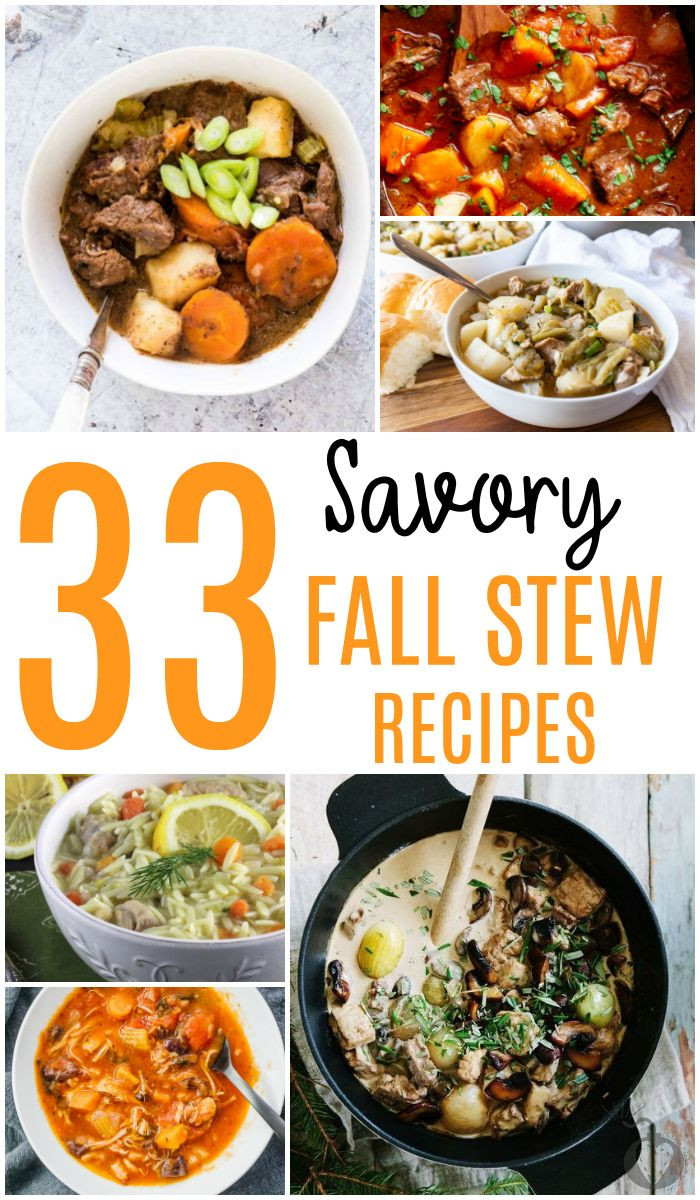 Fall Stew Recipes  33 Savory Fall Stew Recipes Worldwide Bloggers
