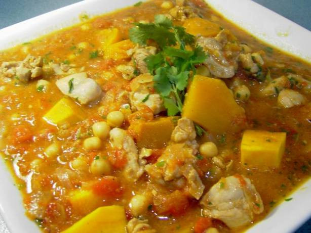 Fall Stew Recipes  Autumn Chicken Stew Recipe Food