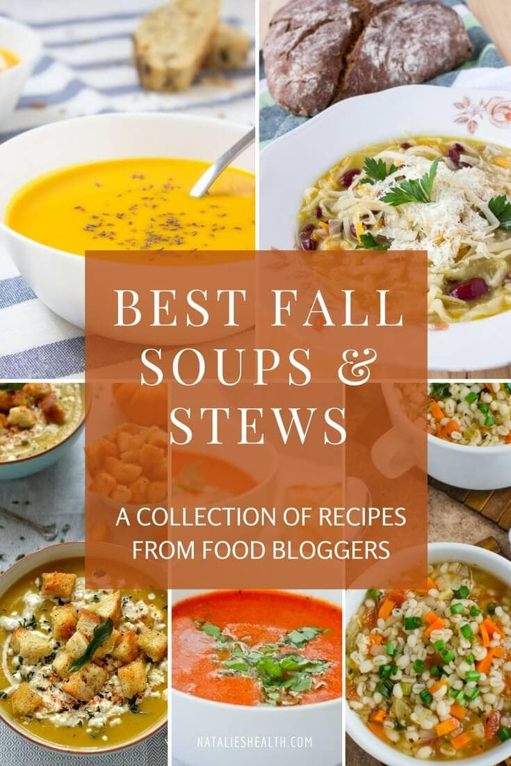 Fall Stew Recipes  Best Fall Soups And Stews Recipes Natalie s Health
