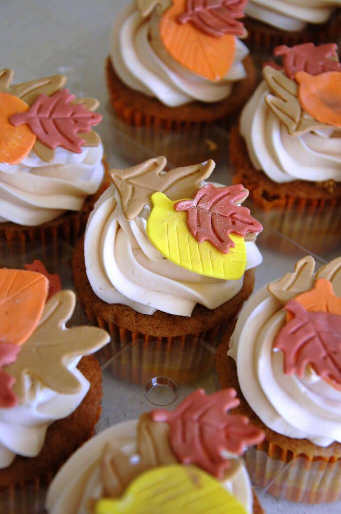 Fall Themed Cupcakes  29 Fall Themed Cupcakes for This Season