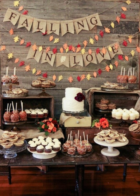 Fall Themed Desserts  What We re Pinning This Week November 19 2013