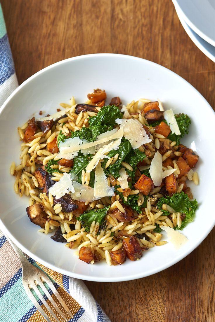 Fall Vegetarian Recipes  Best 25 Fall dinner recipes ideas on Pinterest